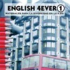 Libros: ENGLISH 4EVER 1.. Lote 205684196