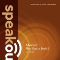 Libros: SPEAKOUT ADVANCED 2ND EDITION FLEXI COURSEBOOK 2 PACK. Lote 205834488