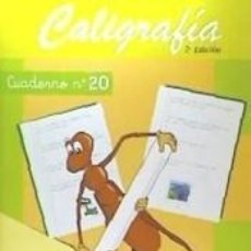 Libros: CALIGRAFÍA 20. PAUTA MONTESSORI. Lote 205924508