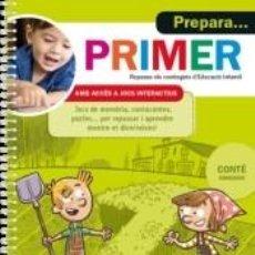 Libros: PREPARA... PRIMER. Lote 206130981