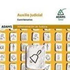 Libros: CUESTIONARIO AUXILIO JUDICIAL. Lote 206209317
