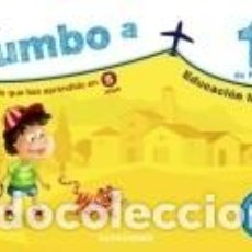 Libros: RUMBO A... 1º.. Lote 206225910