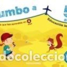 Libros: RUMBO A... 5 AÑOS.. Lote 206225916