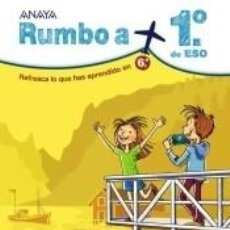 Libros: RUMBO A... 1º ESO.. Lote 206225921