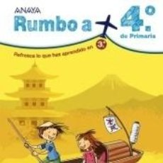 Libros: RUMBO A... 4º.. Lote 206225963
