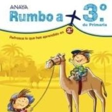 Libros: RUMBO A... 3º.. Lote 206233253