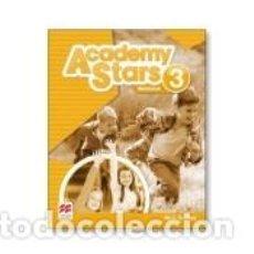 Libros: ACADEMY STARS 3 WORKBOOK. Lote 206348557