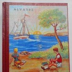 Libros: ENCICLOPEDIA ÁLVAREZ, 3º GRADO, LIBRO COMPLETO. NUMERADO. 2ª EDICIÓN FACSÍMIL 1997. Lote 206755735