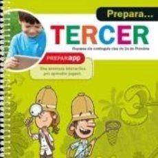 Libros: PREPARA... TERCER. Lote 206853891