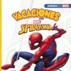 Libros: VACACIONES CON SPIDER-MAN (LIBRO EDUCATIVO MARVEL CON ACTIVIDADES): 6 AÑOS. Lote 206885880