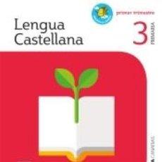 Libros: LENGUA 3 PRIMARIA SABER HACER CONTIGO. Lote 206956897