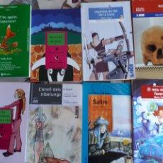Libros: LOTE.8 LIBROS. LLENGUA VALENÇIANA. VALENCIA. LIBROS DE TEXTO.ASIGNATURA VALENCIANA. Lote 208094706