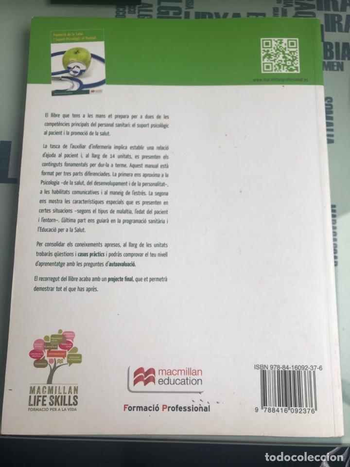 Libros: Promoció de la Salut i Suport Psicològic al Pacient - Foto 2 - 208376312