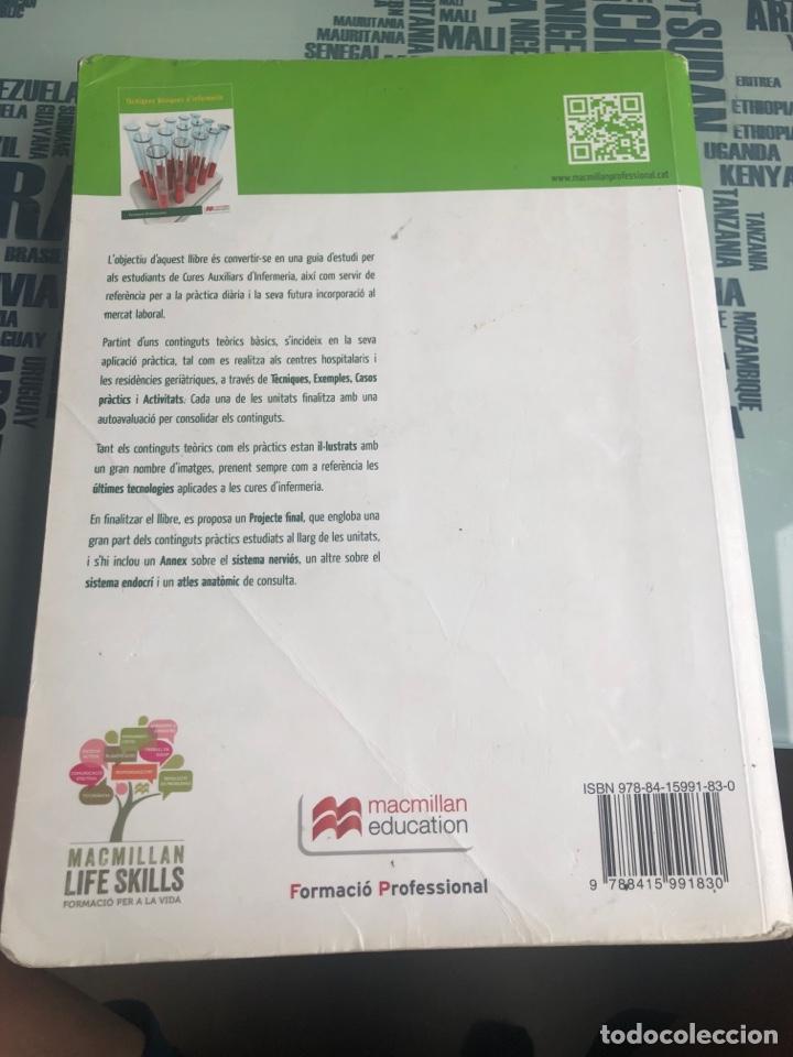 Libros: Tècniques Bàsiques d'Infermeria - Foto 2 - 208376683