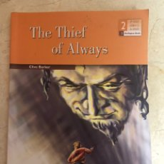 Libros: THE THIEVY OF ALWAYS. Lote 208379317
