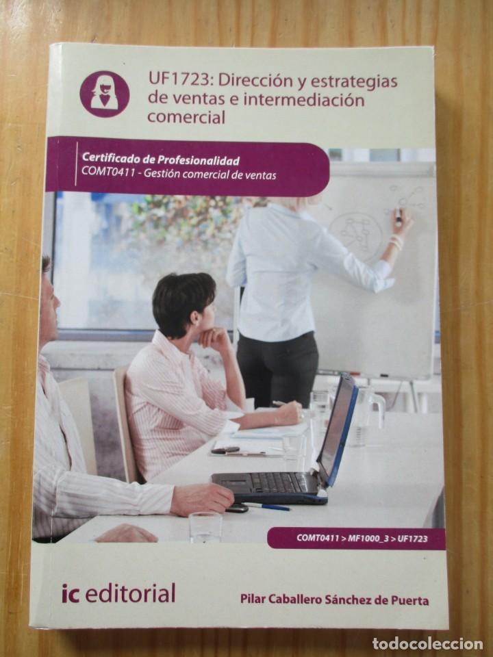 Libros: Gestión comercial de ventas - certificado de profesionalidad libros de texto - Foto 4 - 209839613