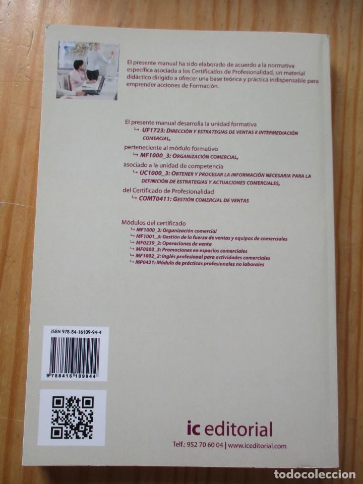 Libros: Gestión comercial de ventas - certificado de profesionalidad libros de texto - Foto 5 - 209839613