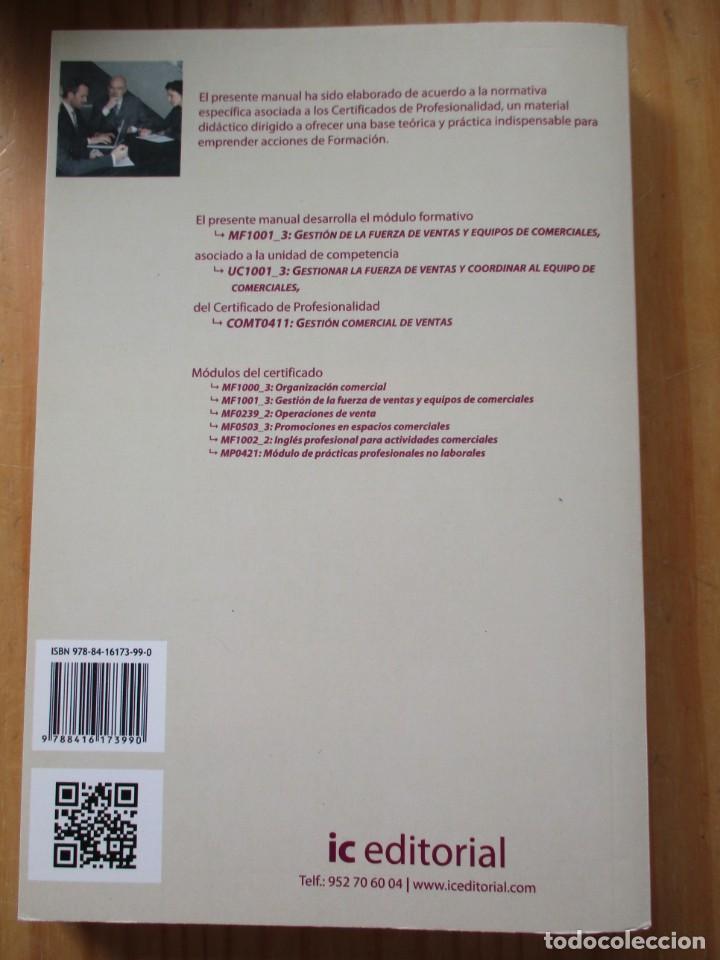 Libros: Gestión comercial de ventas - certificado de profesionalidad libros de texto - Foto 8 - 209839613