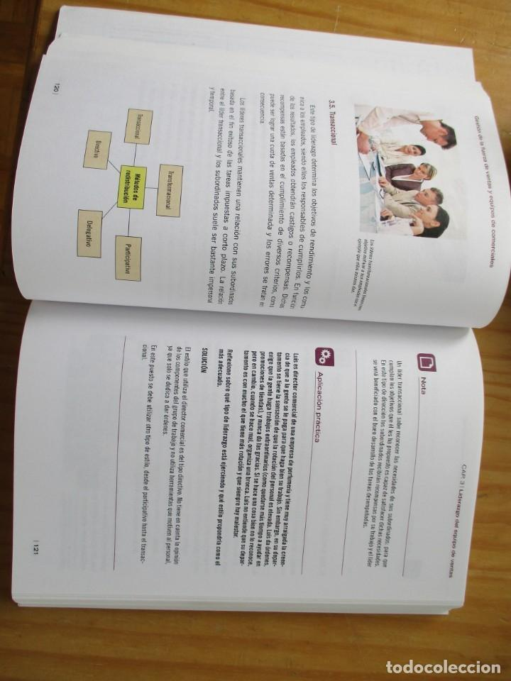 Libros: Gestión comercial de ventas - certificado de profesionalidad libros de texto - Foto 9 - 209839613