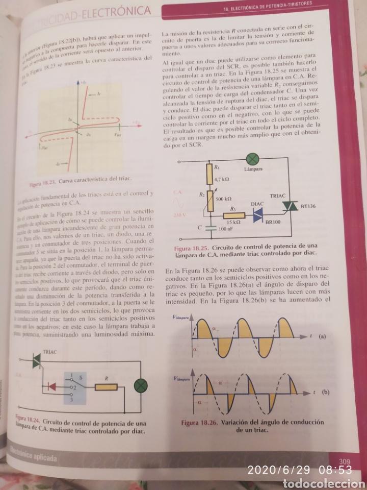 Libros: Electrónica Aplicada - Foto 5 - 209893301