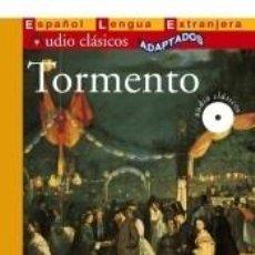 Libros: TORMENTO. Lote 210199776