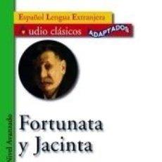 Libros: FORTUNATA Y JACINTA. Lote 210199872
