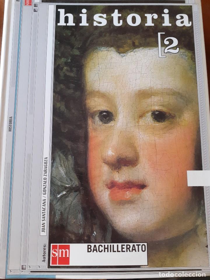 HISTORIA 2 BACHILLER (Libros Nuevos - Libros de Texto - Bachillerato)