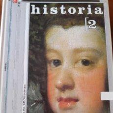 Libros: HISTORIA 2 BACHILLER. Lote 210209267