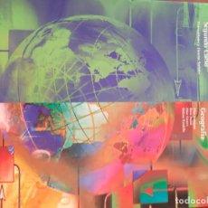 Libros: GEOGRAFÍA/CLIMA Y RELIEVE DE ESPAÑA. Lote 210209893