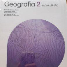 Libros: GEOGRAFÍA 2 BACHILLERATO. Lote 210210455