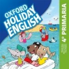 Libros: HOLIDAY ENGLISH 4.º PRIMARIA. STUDENTS PACK 4RD EDITION. REVISED EDITION. Lote 210267750