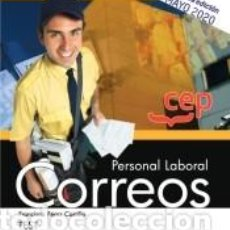 Libros: PERSONAL LABORAL. CORREOS. TEST. Lote 210282866