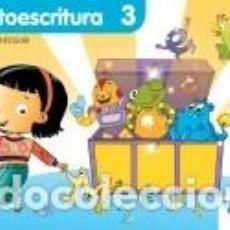 Libros: LECTOESCRITURA 3 (PAUTA MONTESSORI). Lote 210325857