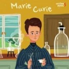 Libros: MARIE CURIE. HISTORIES GENIALS (VVKIDS). Lote 211657798