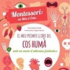 Libros: EL MEU PRIMER LLIBRE DEL COS HUMA (VVKIDS). Lote 211657858