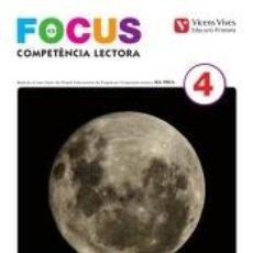 Libros: FOCUS: COMPETÈNCIA LECTORA 4 PRIMÀRIA. Lote 211657903