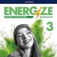 Libros: ENERGIZE 3. WORKBOOK PACK. SPANISH EDITION. Lote 211663500