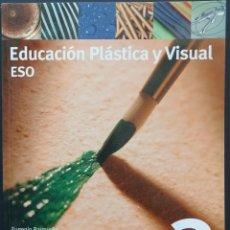 Libros: EDUCACIÓN PLÁSTICA Y VISUAL ESO – BARGUEÑO, SAINZ, SÁNCHEZ – MCGRAW HILL, 2002. Lote 213115855
