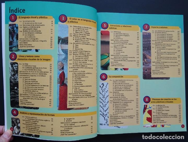 Libros: Educación plástica y visual ESO – Bargueño, Sainz, Sánchez – McGraw Hill, 2002 - Foto 2 - 213115855