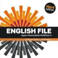 Libros: ENGLISH FILE 3RD EDITION UPPER-INTERMEDIATE. MULTIPACK A. Lote 213875470