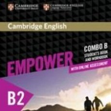 Libros: CAMBRIDGE ENGLISH EMPOWER UPPER INTERMEDIATE COMBO B WITH ONLINE ASSESSMENT. Lote 214078210