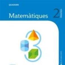 Libros: QUADERN MATEMATIQUES 2 PRIMARIA SABER FER AMB TU. Lote 214174917