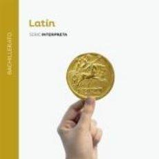 Libros: LATÍN, 1º BACHILLERATO. Lote 214263642