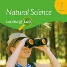 Libros: LEARNING LAB NATURAL SCIENCE 1PRIMARIA. Lote 214263650