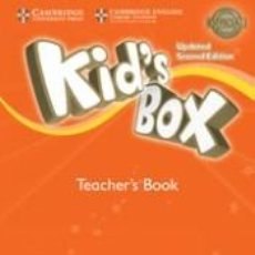 Libros: KIDS BOX LEVEL 3 TEACHERS BOOK AMERICAN ENGLISH. Lote 217786961