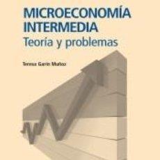 Libros: MICROECONOMÍA INTERMEDIA. Lote 218089463