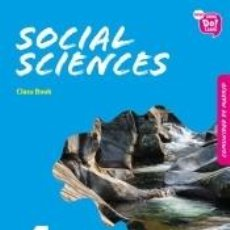 Libros: NEW THINK DO LEARN SOCIAL SCIENCES 4. CLASS BOOK (MADRID EDITION). Lote 218373566