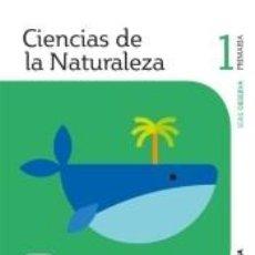 Libros: CIENCIAS DE LA NATURALEZA SERIE OBSERVA 1 PRIM SABER HACER CONTIGO. Lote 218373715