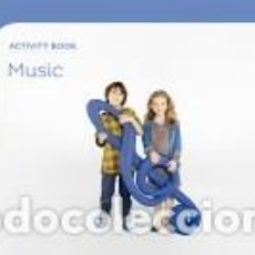 Libros: ACTIVITY BOOK MUSIC, 1ST PRIMARY. Lote 218488466