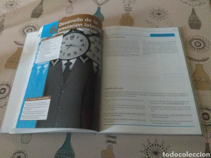 Libros: Operaciones administrativas de recursos humanos. Administración y gestión. Editex 2012. Lacalle - Foto 7 - 219137401